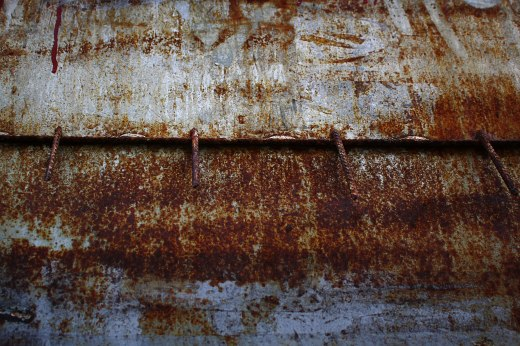 Texture Fabrik, Rusted Wall Texture