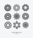 Download: PDF | EPS[original image: Texture Fabrik, 16 hi-res decorative ornaments on texturefabrik.com]