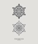 Texture Fabrik - Decorative Ray vector graphics