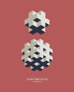 Texture Fabrik - Geometric vector graphics
