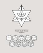 Texture Fabrik - Sacred Geometry Vector Solids