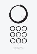 Texture Fabrik - Zen Circle Vector Graphics