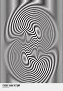 Texture Fabrik - Op Art Vector Pattern