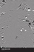 Texture Fabrik - Distorted Curves Pattern