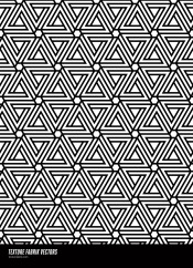 Texture Fabrik - Penrose Triangle Pattern