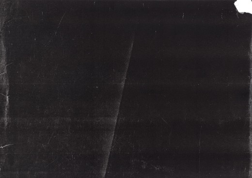 Black, gritty texture of photocopy