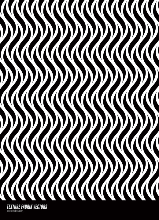 Wave vector pattern by Texture Fabrik