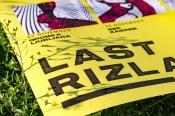 Kostis Kounadis - Last Rizla tour poster