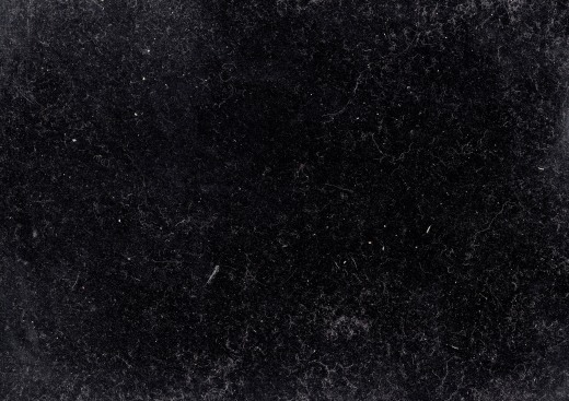 Black and white dust texture