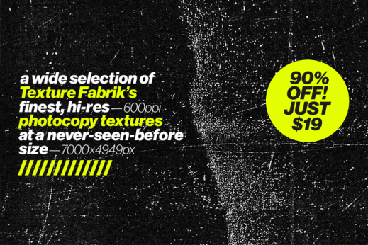 Texture Fabrik Big Bundle of Premium Sets of Textures and Vectors